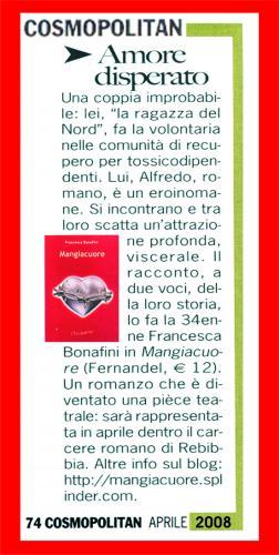 cosmopolitan - f.bonafini